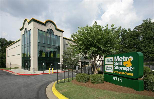 Ss Metro Self Storage