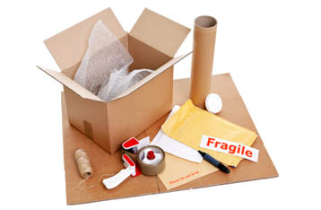 Bay Area Self Storage Packing Supplies