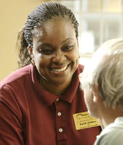 Explore a career with Spring Hills Senior Communities