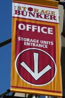 The Storage Bunker self storage facilities