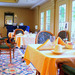 Spring Hills assisted living community in Dayton, Ohio has a large resident dining room