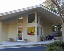 Front view of Hanover Regional Animal Hospital