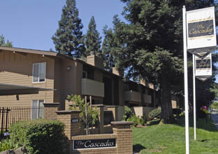 The Cascades Apartments in Sacramento