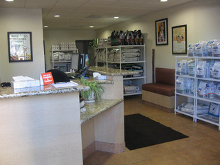 The Lobby at West Hills Animal Hospital