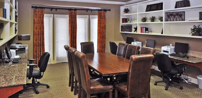 Conference Room  at  Abbey Residential