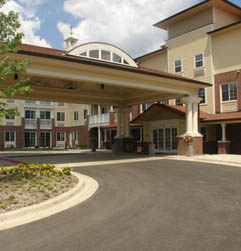 Park Meadows Senior Living Facility  Overland Park, Kansas