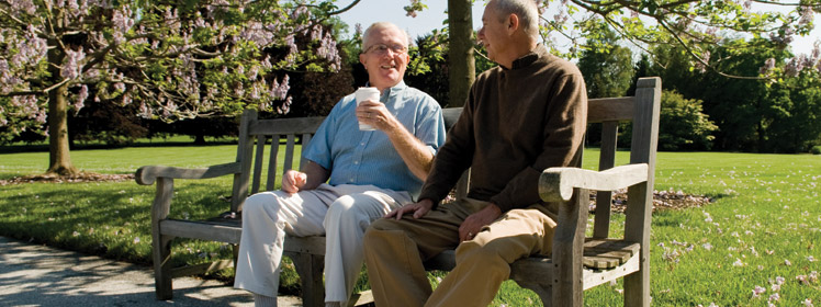 Westmont Living Senior Care is devoted to healthy living.