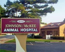 Johnson-Mckee Animal Hospital in Salisbury