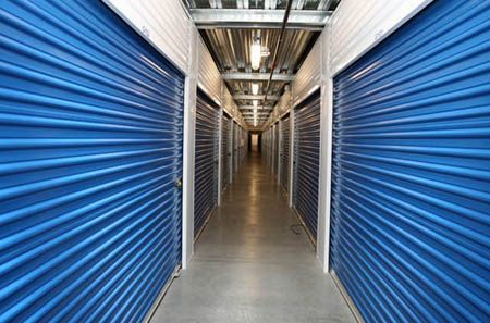 Interior storage units in Carson California 90746