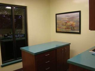 Exam room University Animal Clinic