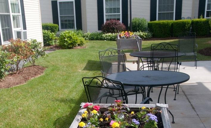 Patio Plymouth Crossings