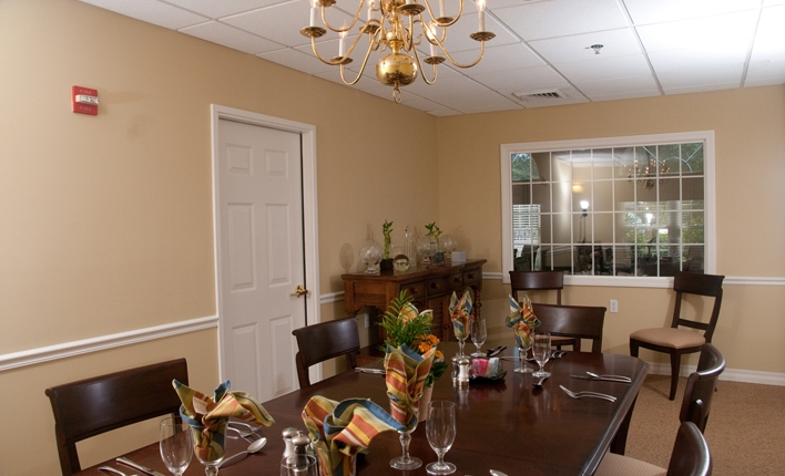 Private dining Plymouth Crossings