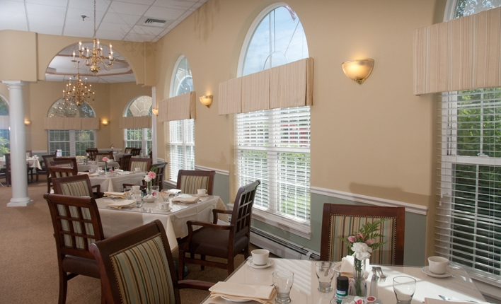 Dining Plymouth Crossings