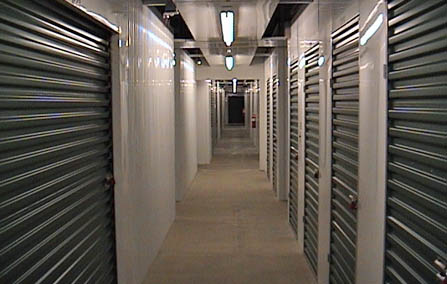 Climate controlled storage units in Hyattsville at Cheverly Self Storage.