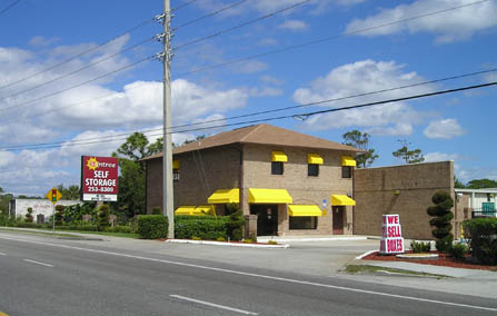 Self Storage Melbourne FL