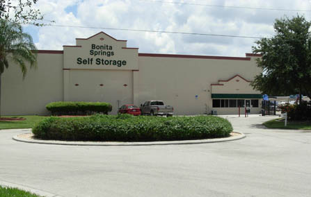 Bonita Springs Self Storage FL