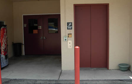 Elevator Bonita Springs Self Storage FL