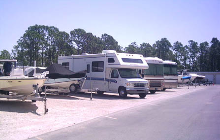 RV & Boat Parking Bonita Springs FL
