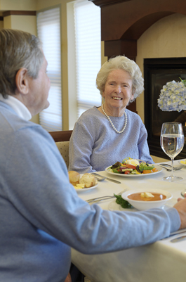 Garden View Care Center offers family resources to ensure that the transition to a senior care community is as easy and pleasant as possible.