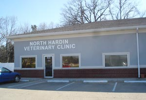 Elizabethtown veterinary clinic