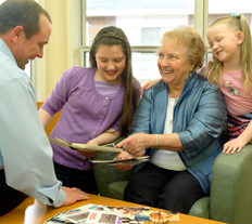 Learn about the senior living options are Garden View Care Center in St. Louis