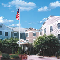 Morningside House Assisted Living community in Leesburg, Virginia