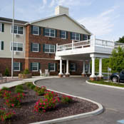 Hearth Management LLC senior living community exterior