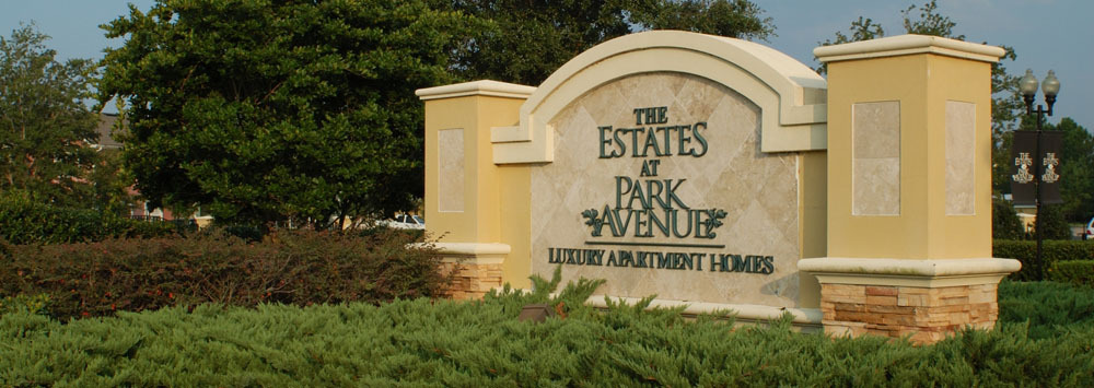 Estates at Park Avenue welcomes you to your new apartments in Orlando