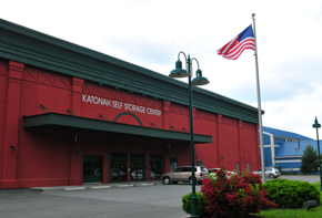 Find out more about the storage types offered by Katonah Self Storage