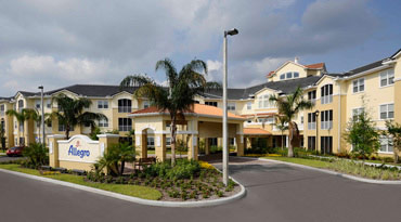 Allegro senior living options