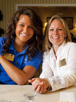 Assisted Living Careers in Fort Wayne, IN at The Hearth at Sycamore Village