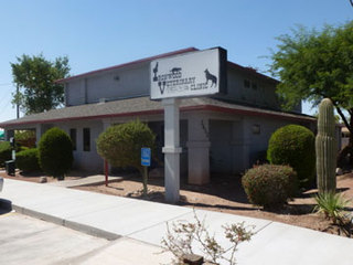 Exterior view Ironwood Veterinary Clinic