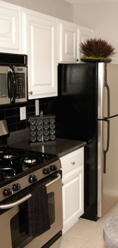 Kitchen apartments atlanta ga available at Wildwood Ridge