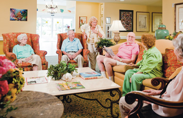 Senior assisted living options in Florida