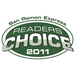 Sre readerschoice 2011 Villa San Ramon