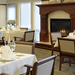 Dining Area at Dougherty Ferry at the Retirement Community in St. Louis, MO 63088