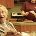 Cake decorating and cookie making at Chesterfield Senior Living