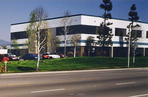 Arrow Business Center property for lease on Rancho Cucamonga, CA offer easy street access