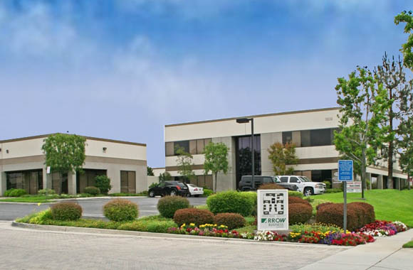 Arrow Business Center industrial property for lease in Rancho Cucamonga