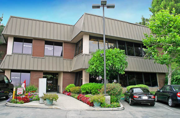 Commercial property for lease in La Mirada, CA leasing office