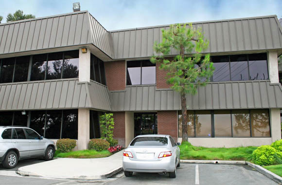 Building at La Mirada Center a business park