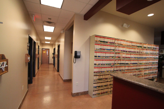 Exam rooms Casa Grande Animal Hospital