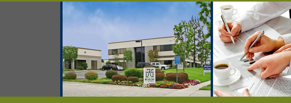 Rancho Cucamonga commercial property at Arrow Business Center