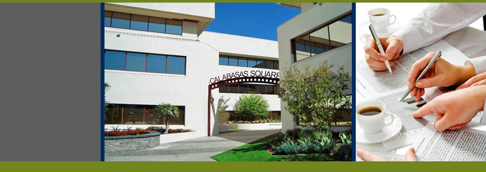 Calabasas Square's office property for lease