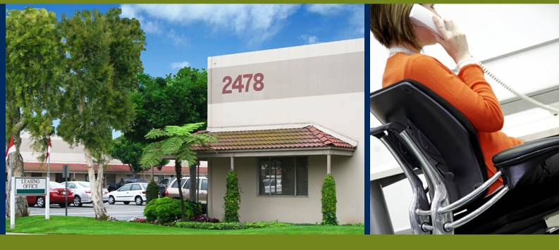 Contact Fullerton Business Center for more info on commercial properties for rent
