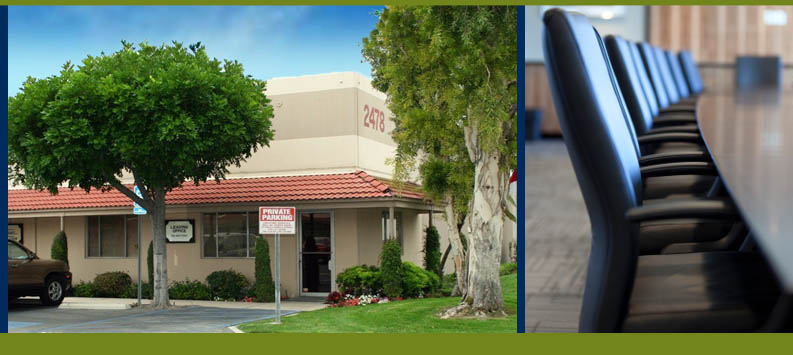 Fullerton Business Center features for commercial properties for rent