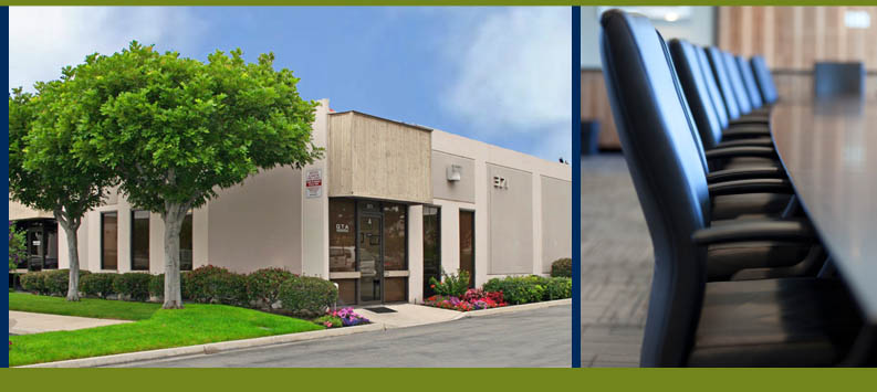 Oak Business Center features for commercial properties for rent