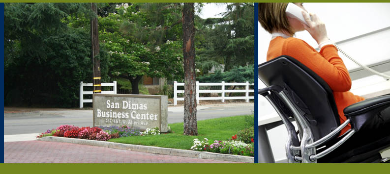 Contact San Dimas Business Center for more info on commercial properties for rent