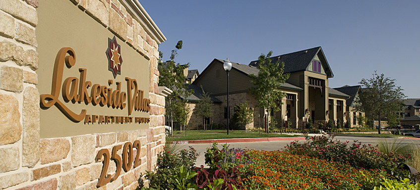 Grand prairie tx apartments Lakeside Villas