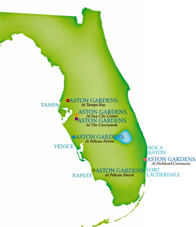 Senior living options in Florida